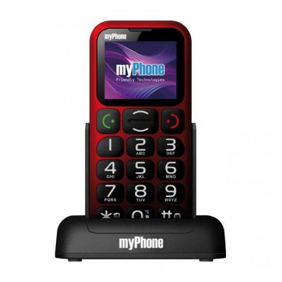 MyPhone 1045 Red+ Docking Stations