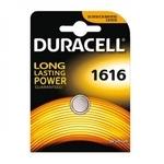Duracell CR1616 Long Lasting Power 3V Lithium Litija Baterija (DL2016 / BR2016) (1gab. Blisters)