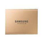 Samsung SSD T5 External 500GB USB3.1 Gol