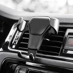 Phone GPS Holder Car Air Vent Stand telefona turētājs gaisa ventilatorā