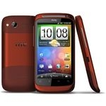 HTC Desire S Burnt orange