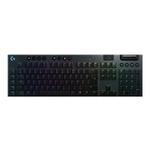 Logitech LOGI G915 Wirel.RGB Keyb.GL Tactile (US)