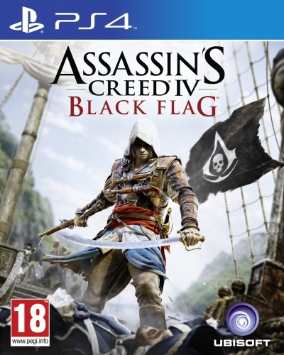 Playstation Sony PS4 Assassins Creed IV Black Flag