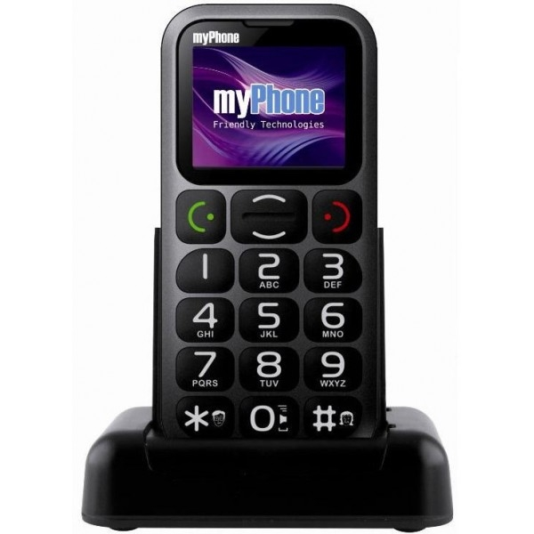 MyPhone 1045 Black+ Docking Stations