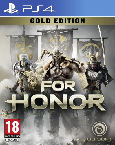Playstation Sony PS4 For Honor Gold Edition