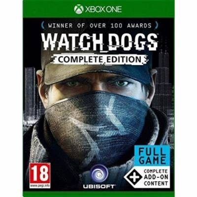 Microsoft Xbox One Watch Dogs Complete Edition