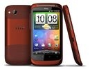 HTC Desire S Burnt orange